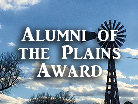 Pro 15 Alumni Of the Plains Award