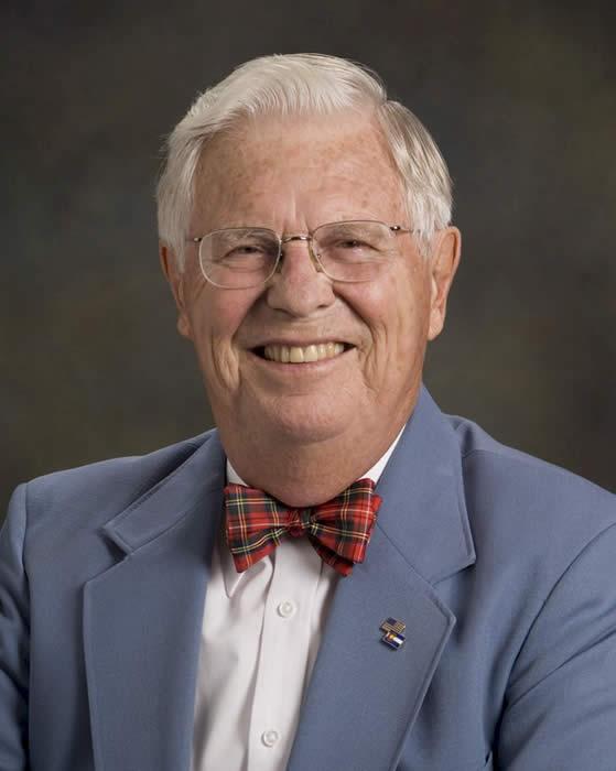 Dr. Richard Bond 2006 Legislators Hall of Fame